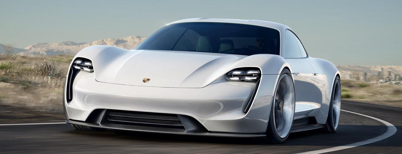 Porsche's Mission E