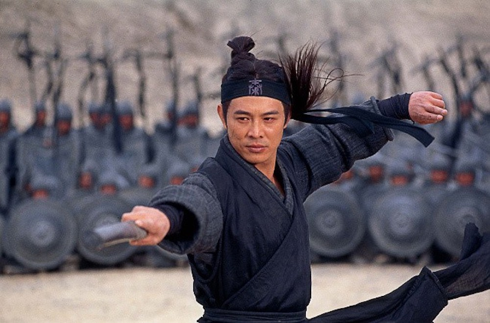 Jet Li Turned Down The Matrix Because He Didn't Want CGI Versions Of His Moves