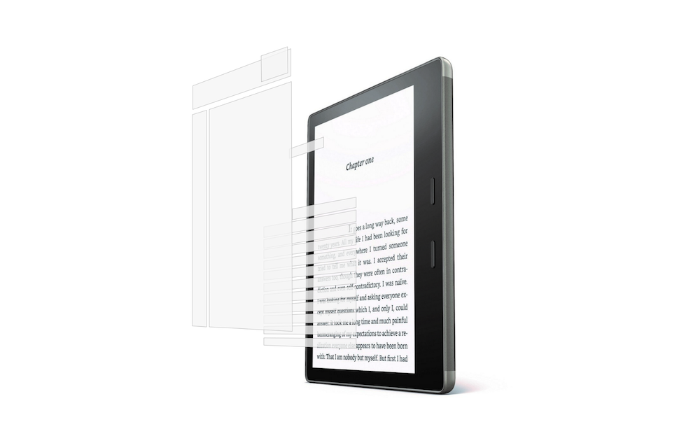 Kindle Interface