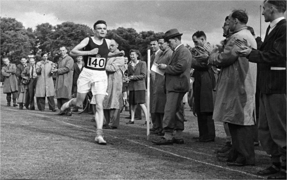 Alan Turing Runner