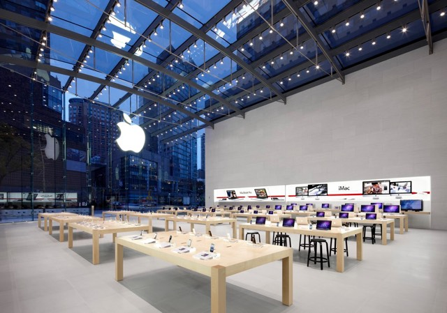 Apple Store Church