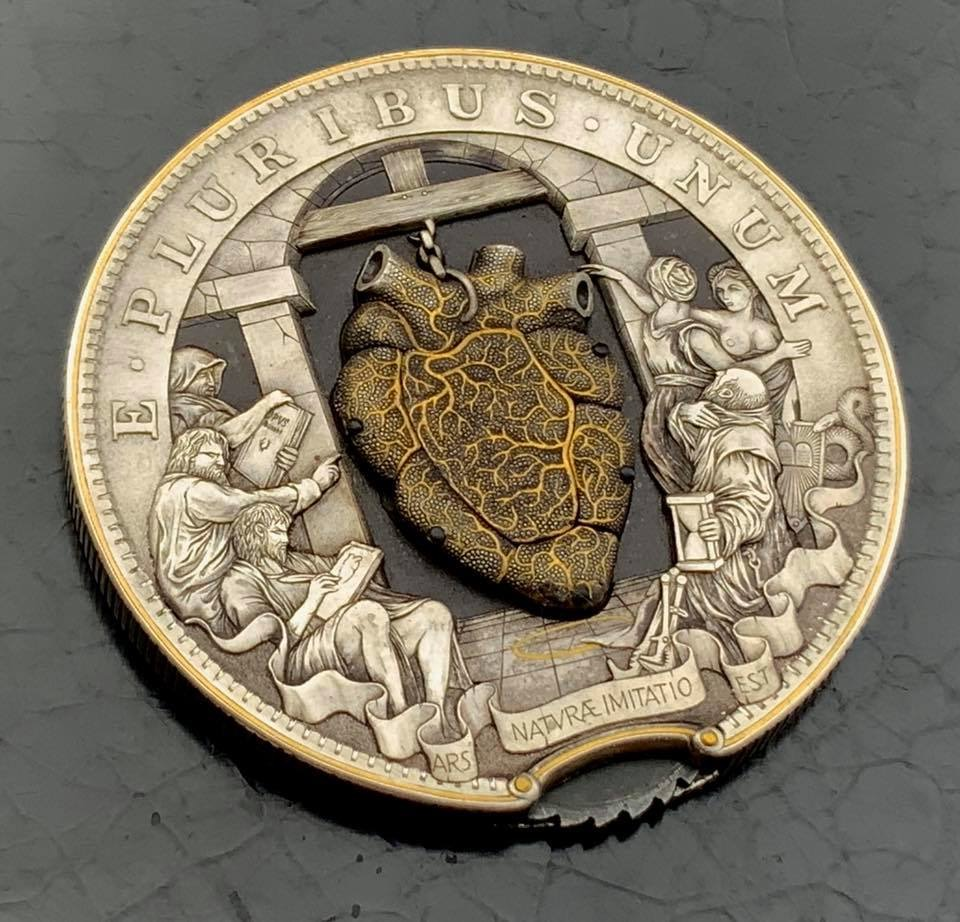 Beating Heart Coin