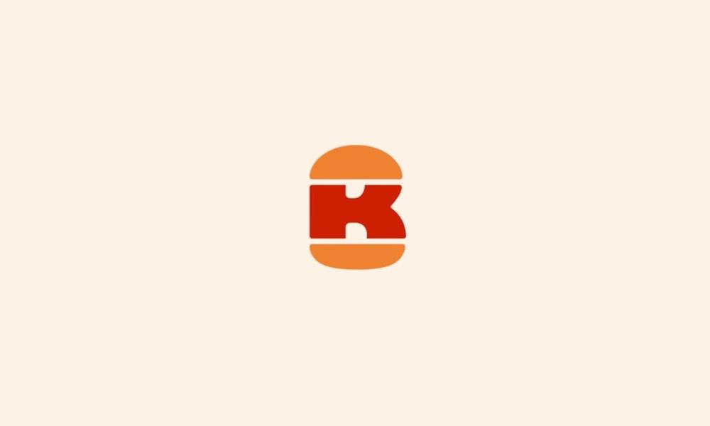 Burger King monogram logo