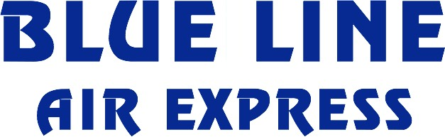 Blue Line Air Express Logo