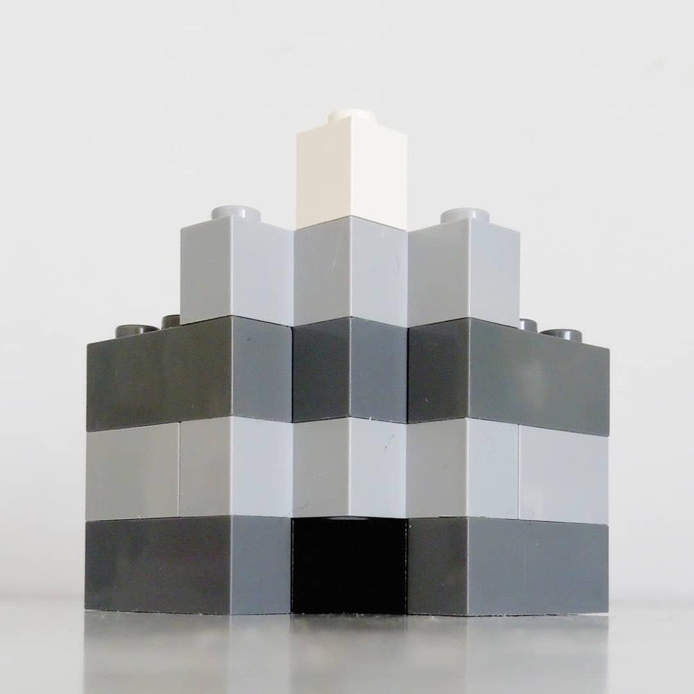 Brutal Lego