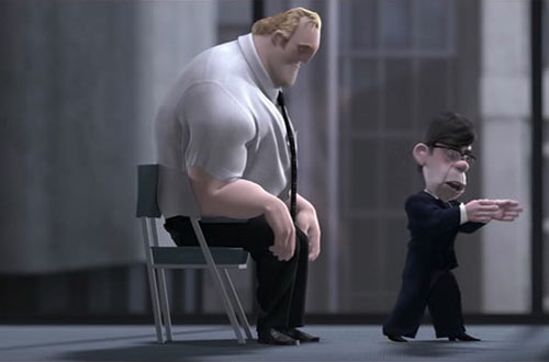 Chairs From The Incredibles
