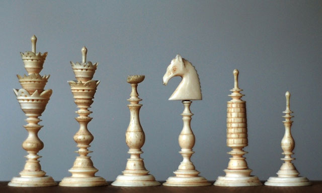 Chess Sets Selenus