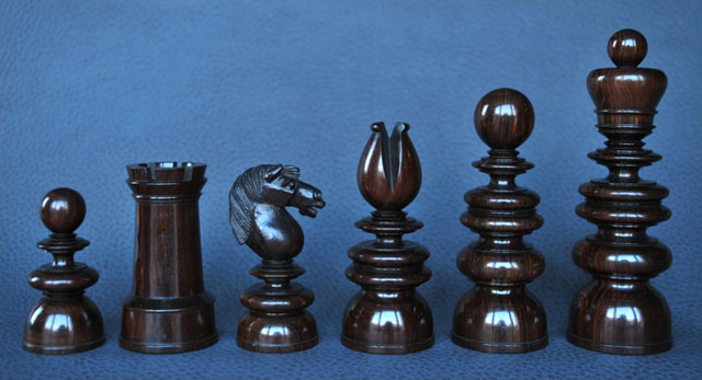 Chess Sets St Georges