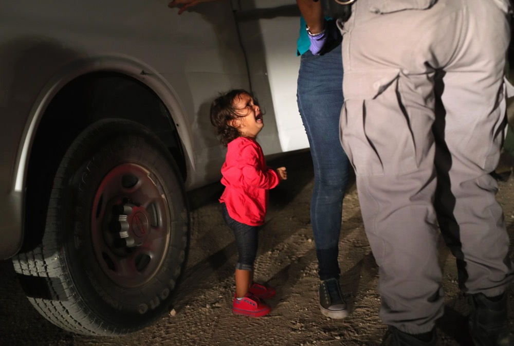 America's inhumane child separation policy & our border concentration camps
