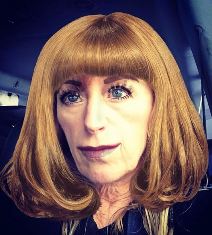 New Work From Cindy Sherman On Instagram