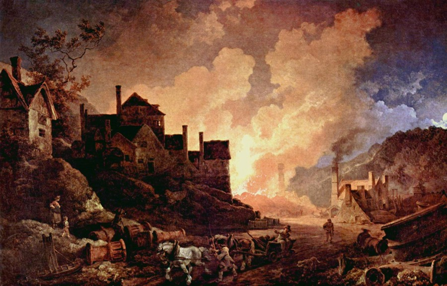 The Industrial Revolution, climate change, and Brexit