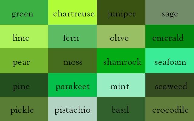 Image Result For Greenish Orange Color Code