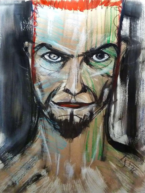 David Bowie Self Portrait
