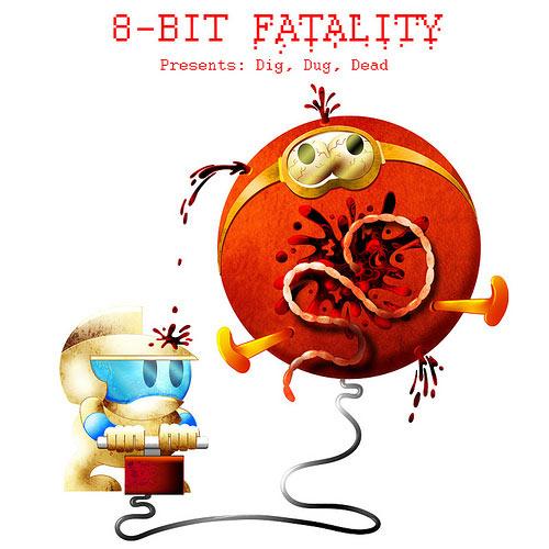 8 bit fatalities