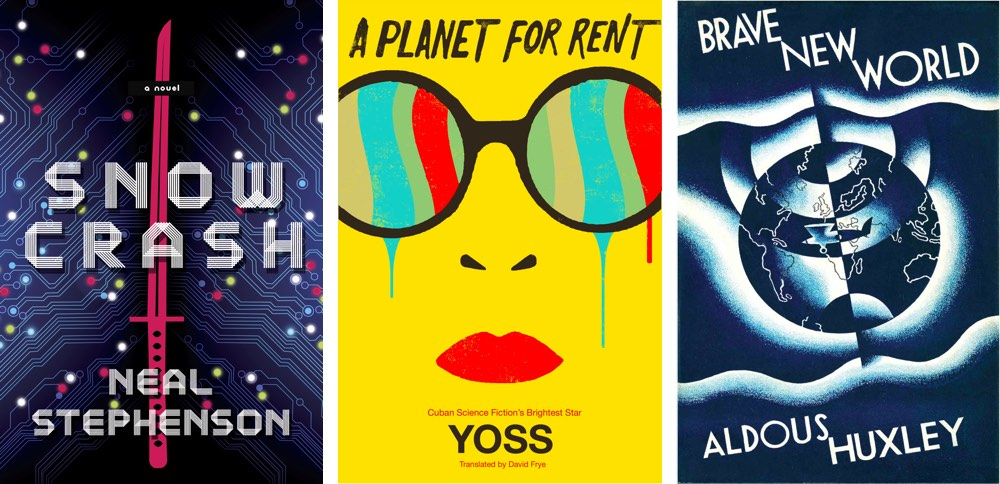 100 Great Works Of Dystopian Fiction