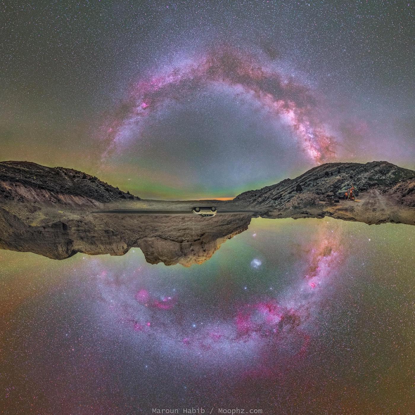 Entire Galaxy