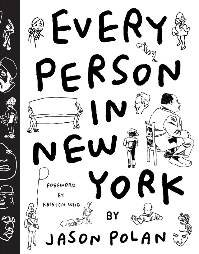 Every Person In NY Book