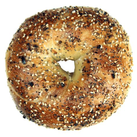 The Origin of Everything (The Bagel)