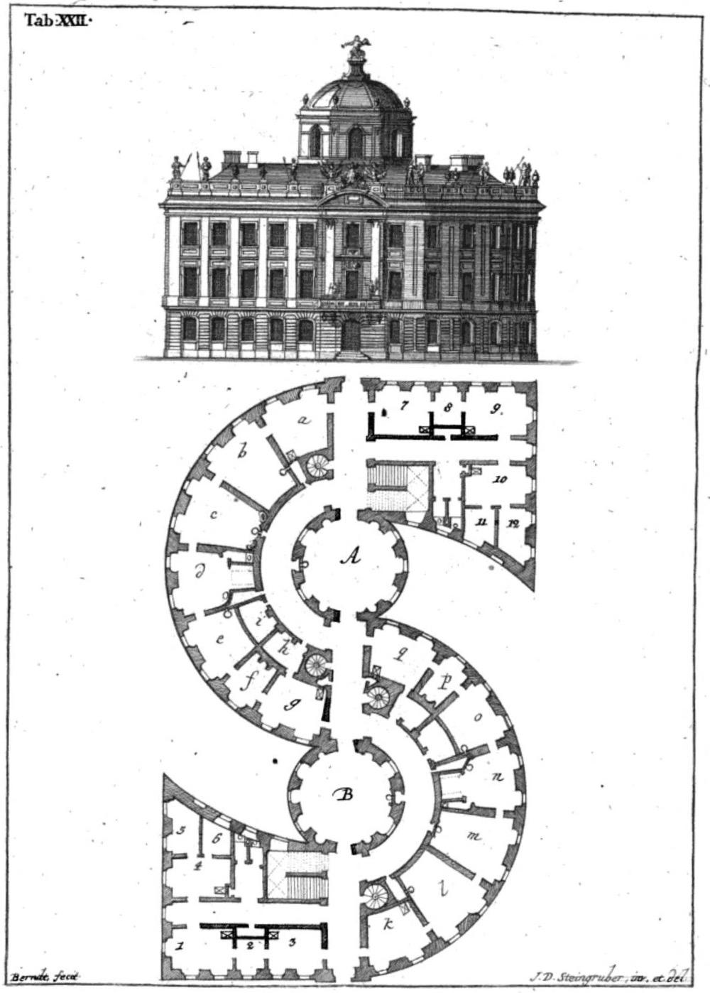 Floorplan Alphabet