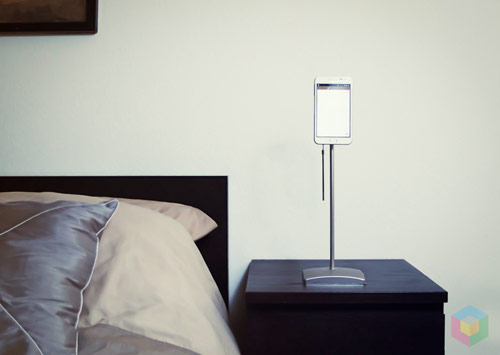 Galaxy Note Lamp