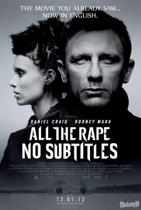 All the Rape, No Subtitles