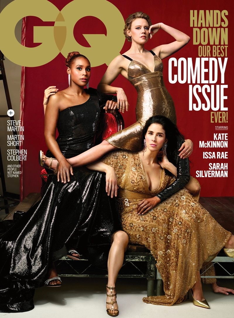 GQ Comedy Cover