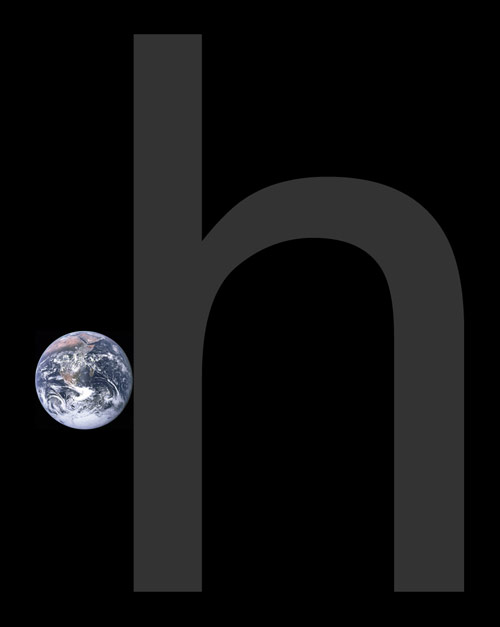 Helvetica and the Earth