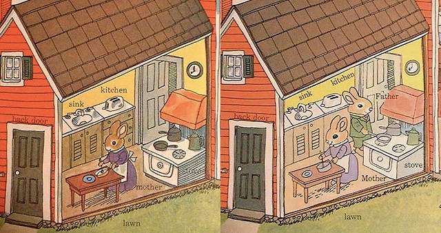 Inclusive Richard Scarry