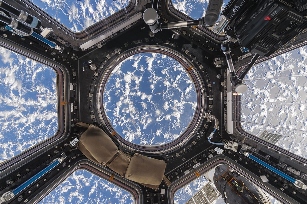 Interior Space ISS