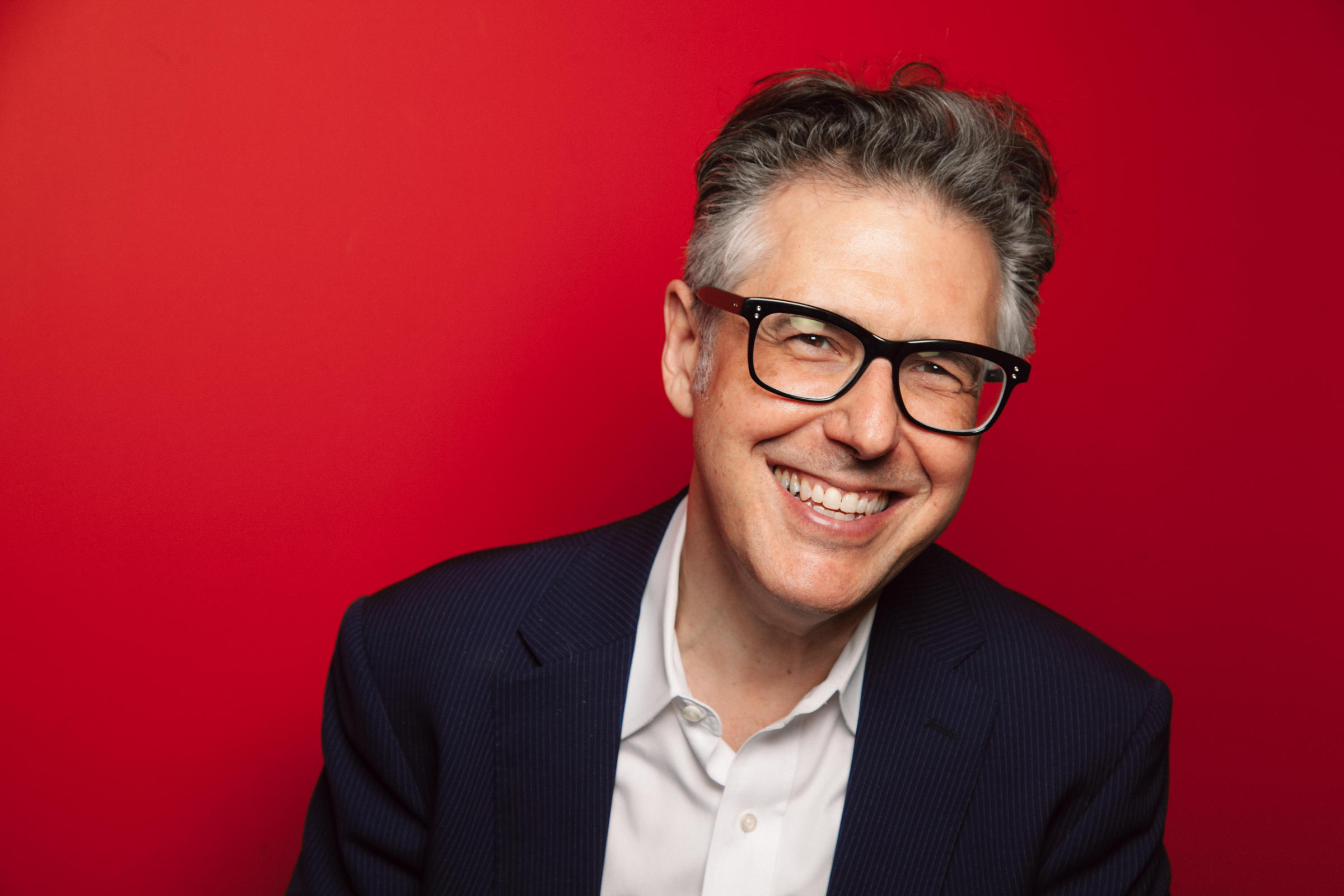 Interviewing Ira Glass
