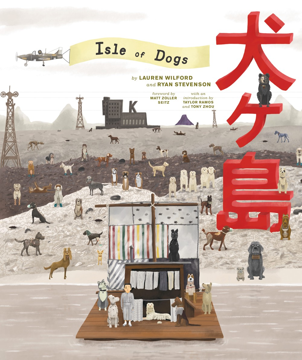 Isle Of Dogs Book