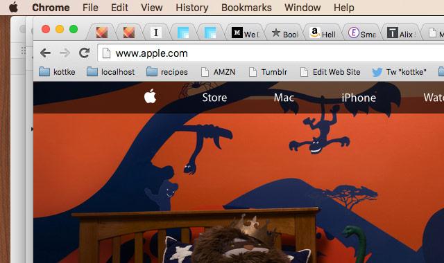 Apple Watch font on OS X Yosemite