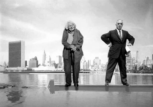 Jane Jacobs Robert Moses