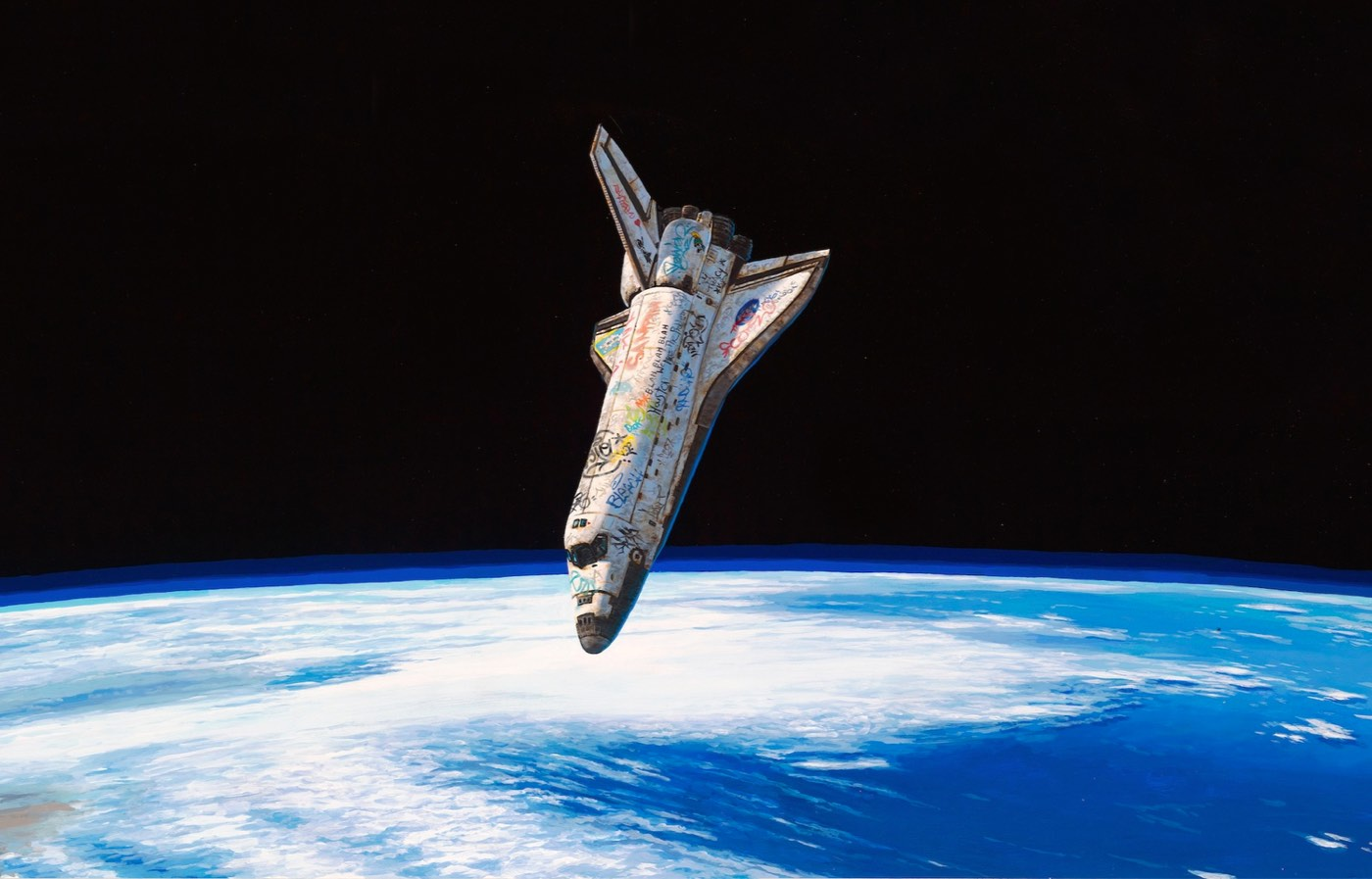 Space Shuttle Kottke Org