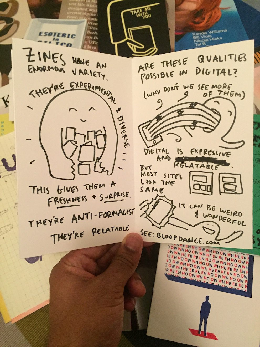 Zines are the future of media