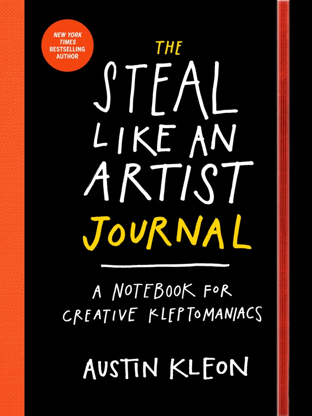 Kleon Artist Steal Journal