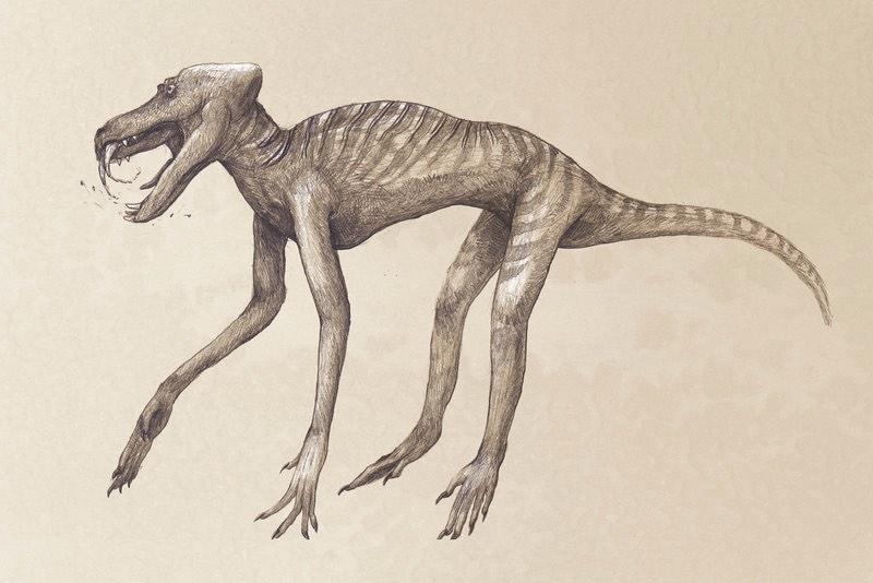 Kosemen Dinosaur