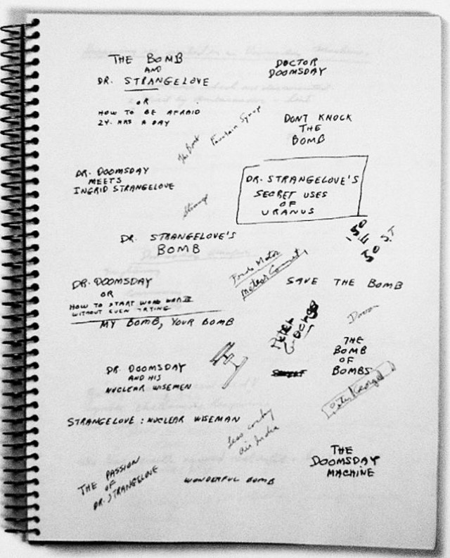 Dr. Strangelove's Secret Uses Of Uranus