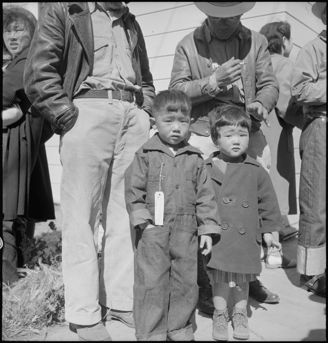 Lange Japanese Internment
