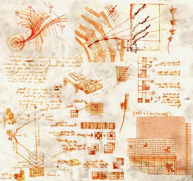 LHC Da Vinci  Leonardo Da Vinci Resume