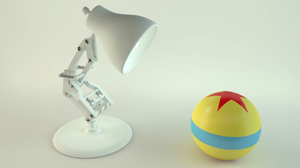 Luxo Jr Lamp