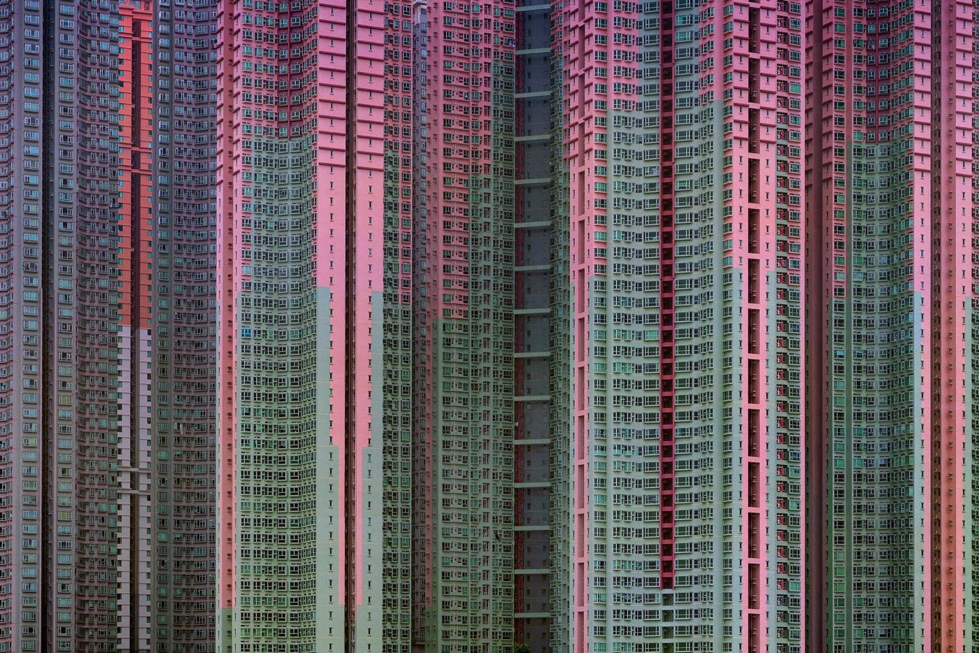 The dazzling and depressing architecture of density in megacities
