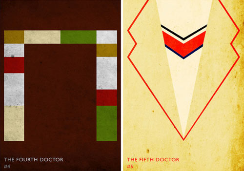 Minimal Doctor Who