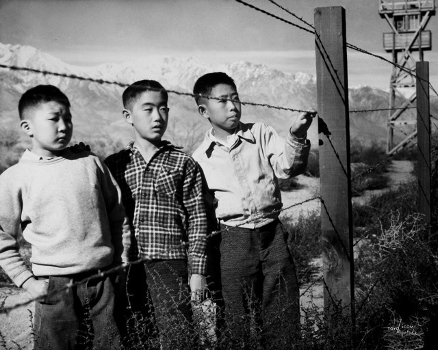 Miyatake Japanese Internment