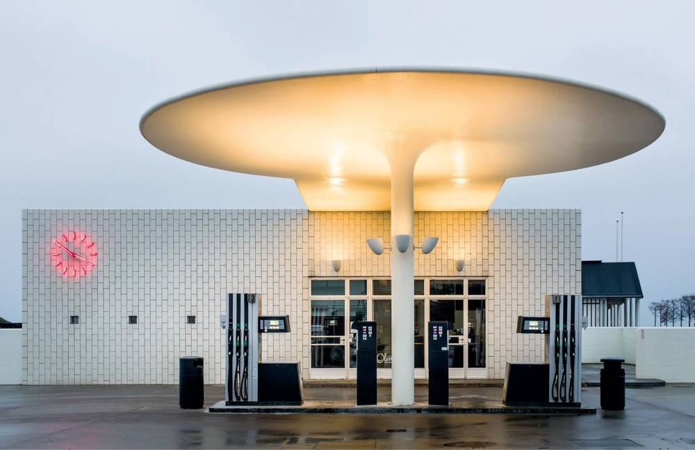 The World's Most Beautiful Gas Stations