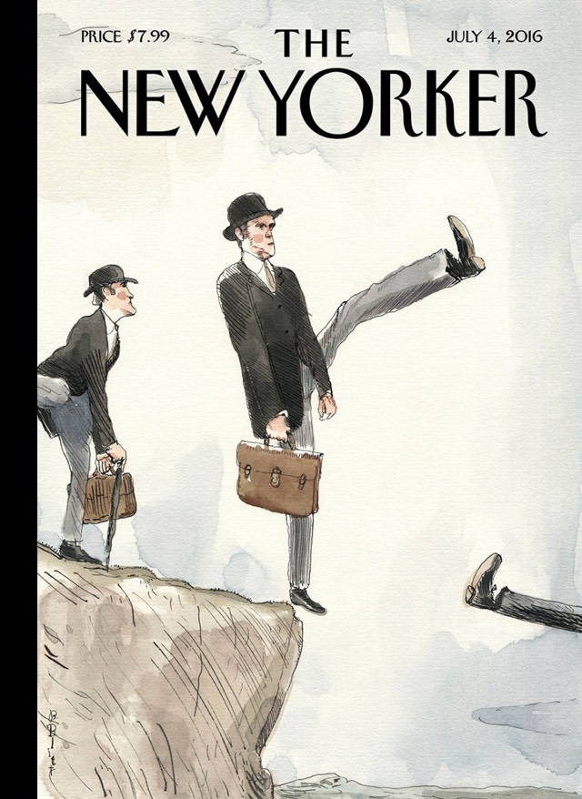 New Yorker Brexit