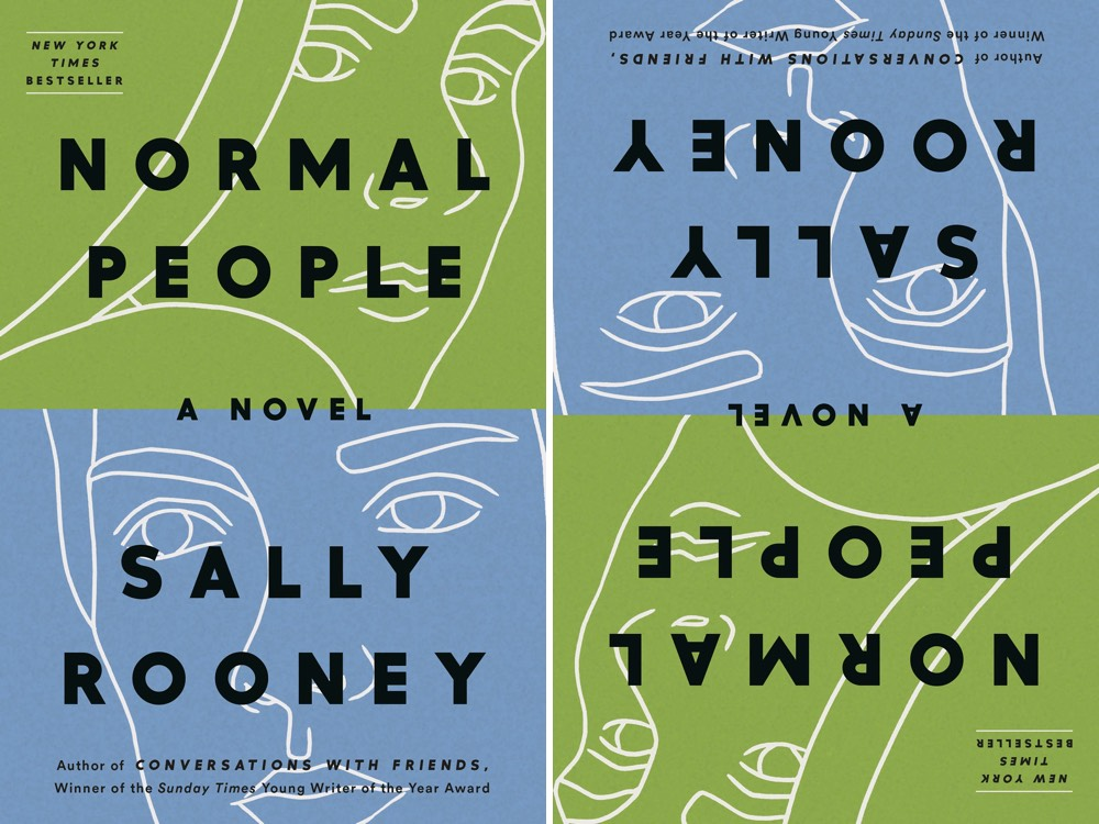 Highlights from Normal People by Sally Rooney