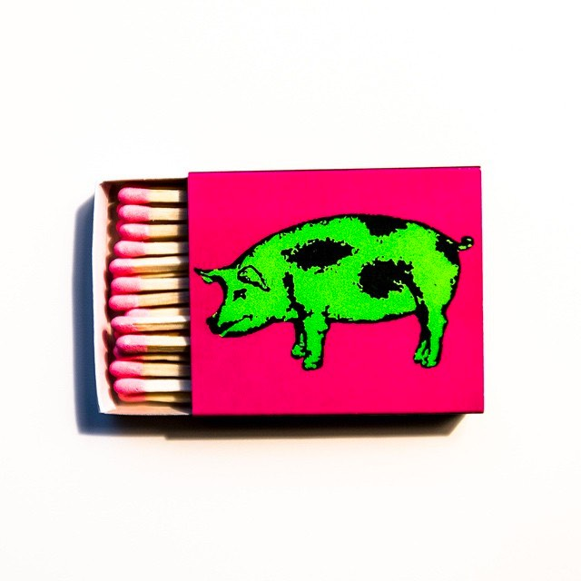 NYC Matchbooks