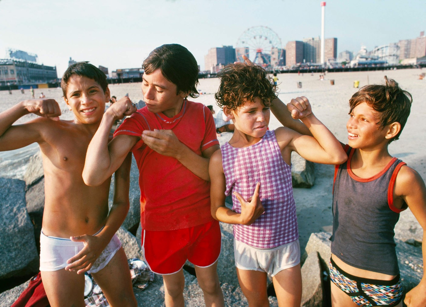 The Summer of '78, NYC in photos