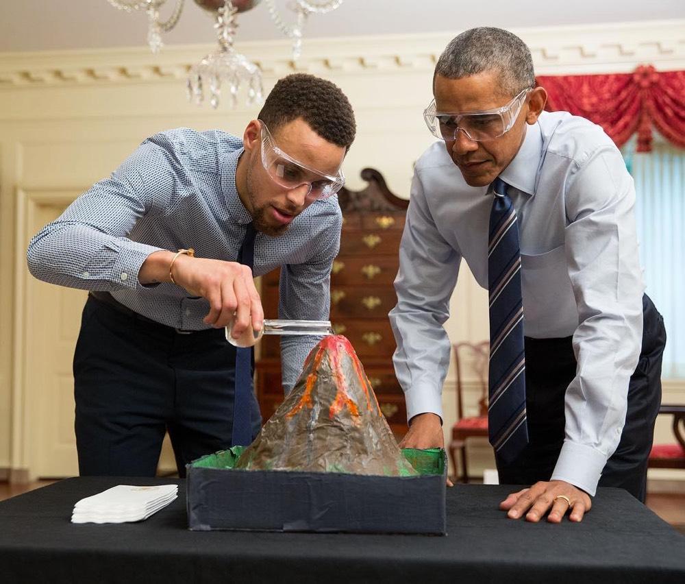 Obama Shade Souza